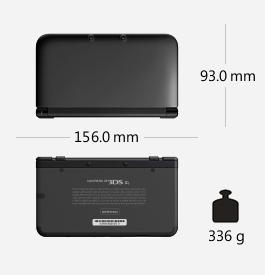 e511001dc Recenze přenosné herní konzole Nintendo 3DS XL - MegaZona.cz