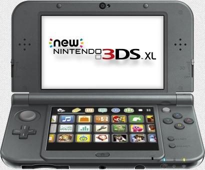 6c90e0e22 Recenze přenosné herní konzole New Nintendo 3DS XL - MegaZona.cz