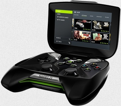 Handheld nVidia Shield Portable